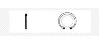 Кольцо стопорное внутреннее (DIN 472)